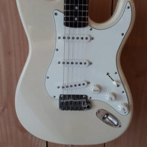Haar Guitar Traditional S 2018 Vintage White